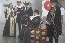 Oslavy 460 let obce Hojná Voda.