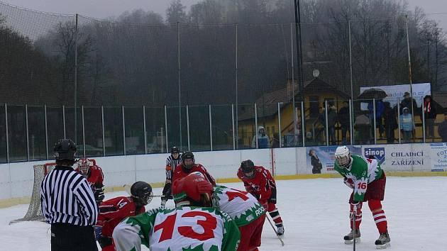 V tomto kole krajské ligy David servis změří síly s Velkou Radouní, Hluboká nad Vltavou přivítá v Kuki aréně Vimperk (ilustrační foto).