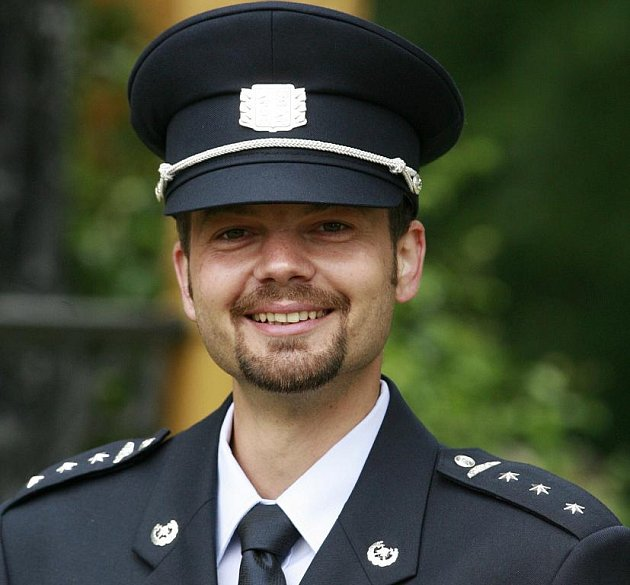 Karel Šimek z Tábora je jedním z 12 nováčků, kteří rozšířili řady jihočeských hasičů. Dřív jezdil s kamionem.