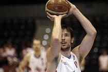 Streetbal má rád i bývalý reprezentant, Jihočech Lukáš Kraus.