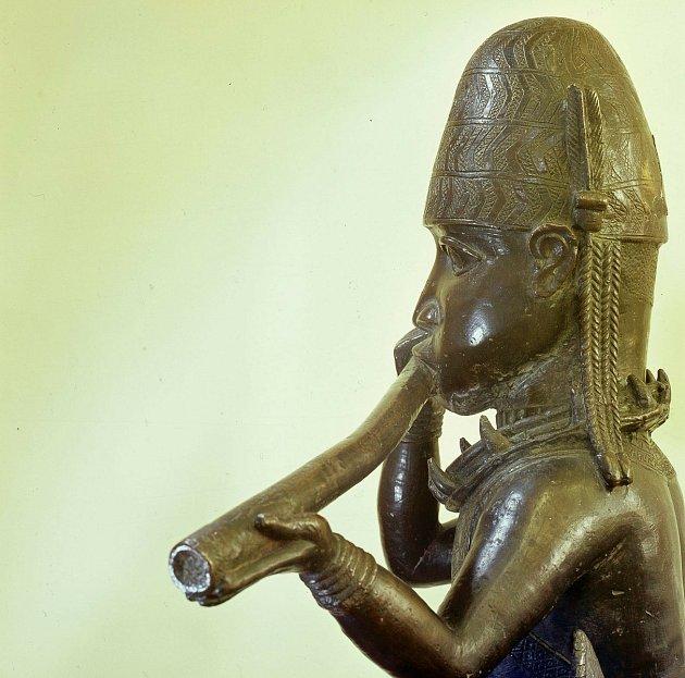 Beninské umění.
