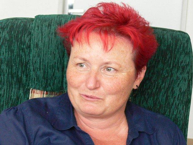 Zdeňka Kuvíková.