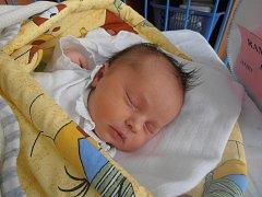 3,75 kg, tolik po porodu vážila Hana Ramešová. Narodila se 26.9.2011 v 10 hodin a 34 minut. Doma v Suchém Vrbném v Českých Budějovicích už se na ni moc těší dvouapůlletý bráška Kubík.