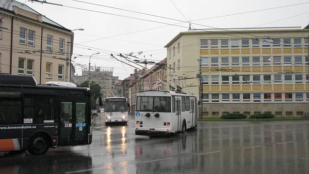 Část Žižkovy třídy zavřou 2. července. Ze Senovážného náměstí tam nebude možné odbočit.
