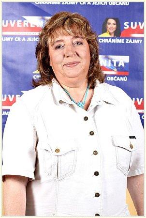 Marie Paukejová