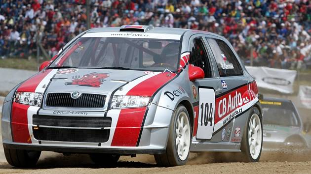 Čermákova Škoda Fabia je letos v prestižním seriálu ME k nezastavení. Reprezentant týmu CB Motorsport se o tomto víkendu představí na trati v rakouském Greinbachu.