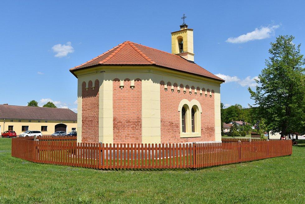 V Municích oslavili 160 let od vysvěcení kapličky.