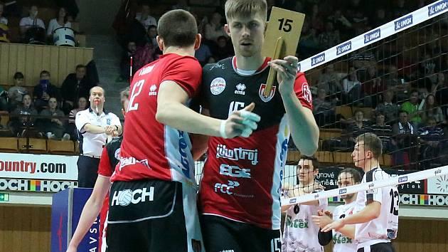 Přichází Valerij Todua, odchází Vladimír Sobotka. Příbram si dnes vynutila rozhodující sedmý zápas v Českých Budějovicích.