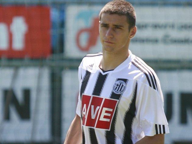 Miroslav Markovič dal v Mladé Boleslavi oba góly Dynama.