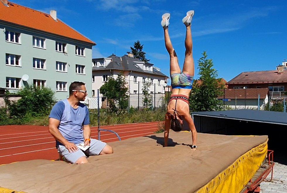 Atletický HESU kemp v Sušici