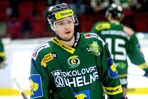 Rastislav Dej dal ve Švédsku první gól Mountfieldu.