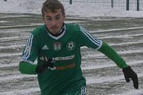 Prvně v dresu Dynama by si v sobotu proti Žižkovu měl na Složišti zahrát Jiří Mareš, jenž přichází na jih Čech na hostování z Příbrami.