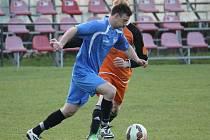 Fotbalisté Mladého B ve třetí okresní třídě zdolali na svém hřišti Štěpánovice 4:0.