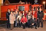 Padesát let starou výhru v soutěži, za níž získaly avii, si minulý týden připomněly bývalé dobrovolné hasičky z Nových Homolí.