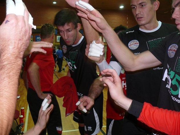 Jihostroj Cup ve Sportovní hale v Českých Budějovicích