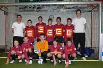 Fotbalisté Dynama ČB U13 vyrazili na turnaj do Norimberku