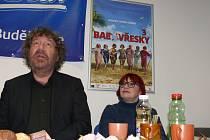 Zdeněk Troška představil v Cinestaru v Českých Budějovicích Babovřesky 3