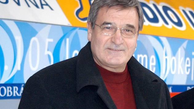 Vladimír Plánička končí po čtyřiceti letech u českobudějovického hokeje.