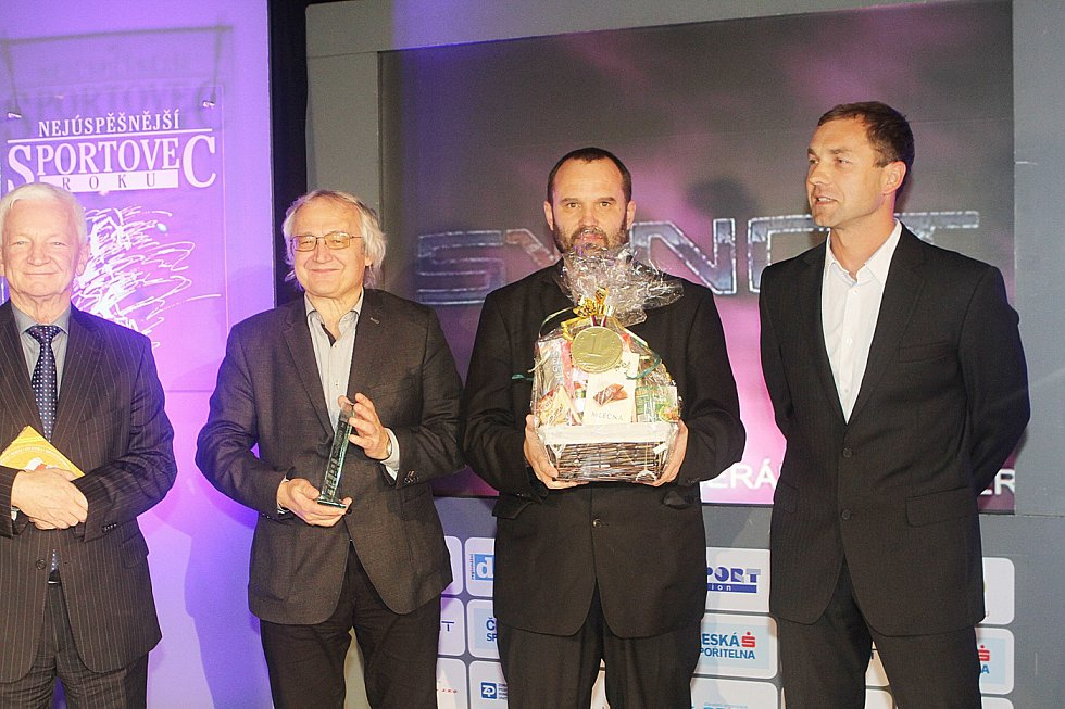 Sportovec roku 2015 Martin Šonka