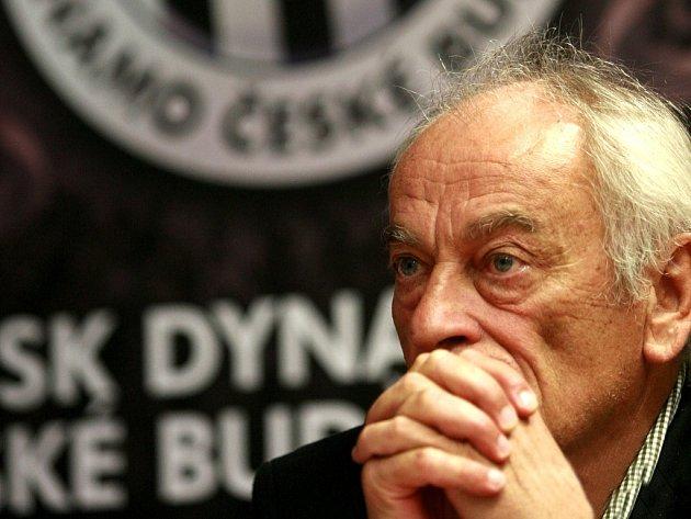 Trenér František Cipro po zápase se Spartou příliš důvodů ke spokojenosti neměl.
