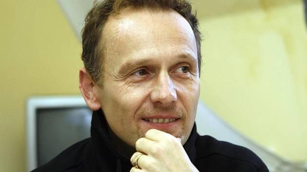 Nový šéf baletu Jihočeského divadla Attila Egerházi.