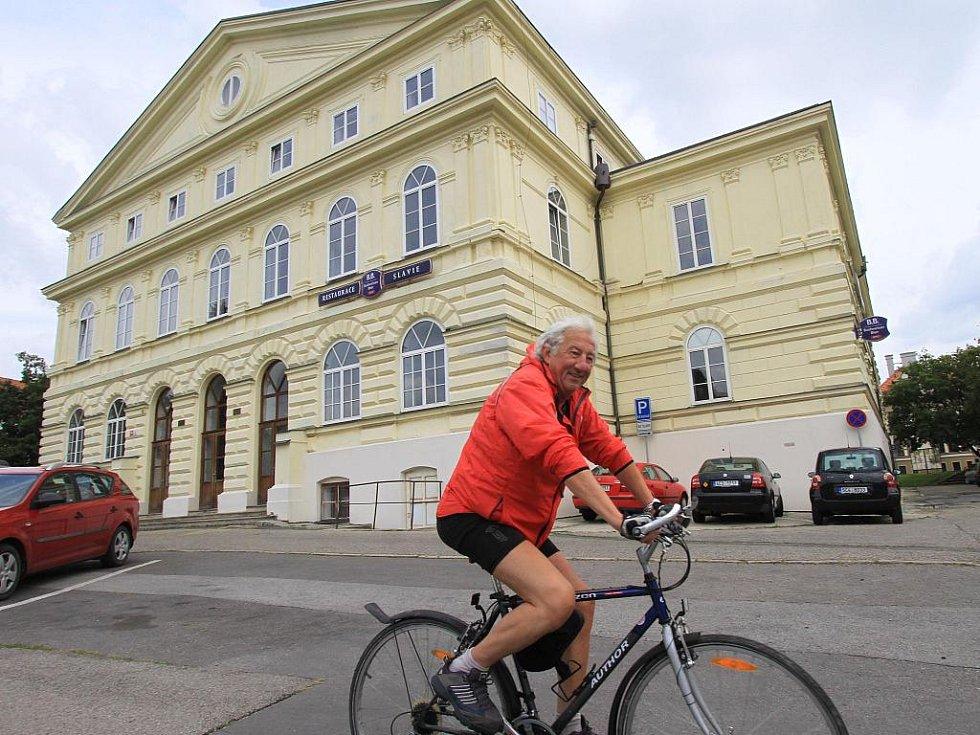Kulturní dům Slavie. Ilustrační foto.