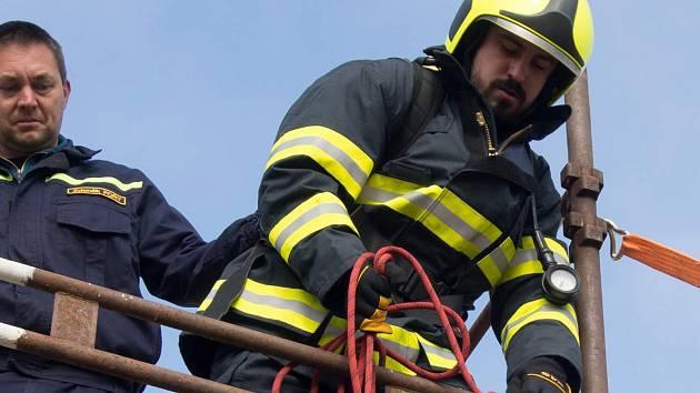 Historie vltavotýnského sboru dobrovolných hasičů je k vidění na výstavě městského muzea od pátku do 8. září. Zahrnuje 145 let jeho trvání.