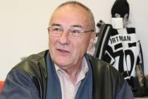 Jiří Hart je prezident Titaniku Štěpánovice.