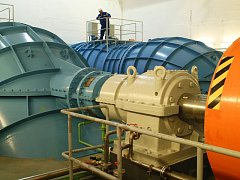 Provoz Kořenska zajišťuje vyčištěná voda z elektrárny Temelín.