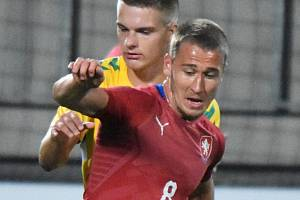 Filip Havelka po zápasech s Litvou a Francií chystá s Dynamem na nedělní ligu v Ostravě.