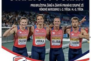23. června bude v J. Hradci finále štafet!