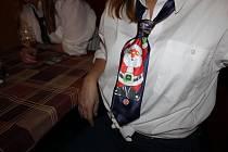 Vánočně oděni přijďte do klubu Rockle
