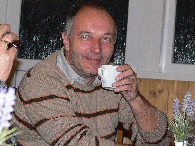 Předseda JčKFS Milan Haškovec odpovídá an dotazy Deníku.