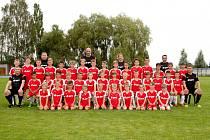 Letní fotbalová škola v Třeboni, výběr z jednotlivých ročníků