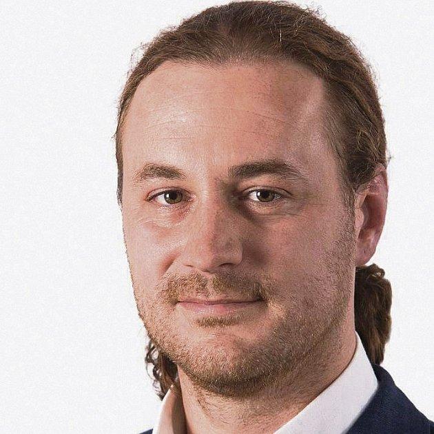 Ondřej Veselý (ČSSD), 41let, právník