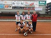 Dorost Dynama zahájil nohejbalové ligové play off