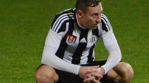 Jan Šimák ve Znojmě dle trenéra Horejše citelně Dynamu chyběl.