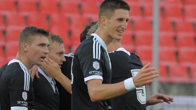 Matej Podstavek v Brně přihrával na vyrovnávací gól na 2:2.