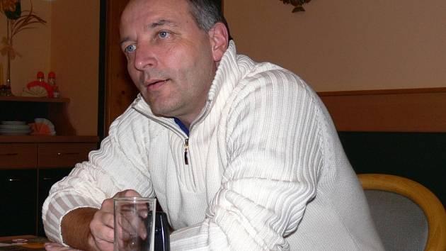 Šéf KFS Milan Haškovec