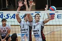 STÁLE BEZ BODU. Jihostroj prohrál doma s polským Rzeszówem a v Lize mistrů tak stále zůstává bez bodu.