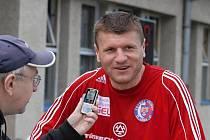 Jaroslav Chlebek odpovídá na dotazy Deníku.
