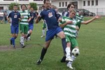 V Lipí se koná 25. června fotbalový turnaj (ilustrační snímek).
