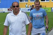Na lavičku juniorky Dynama se po půl roce vrátil Jiří Lerch.