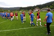 Nejlepší fotbal hrál Slovan, dařilo se také Dynamu.
