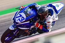 Španělský pilot José Luis Perez Gonzalez bude v letošní sezoně hájit barvy týmu Accolade Smrz Racing.