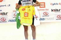 KRÁL. Celkový vítěz závodu Okolo jižních Čech 2013 Florian Senechal.
