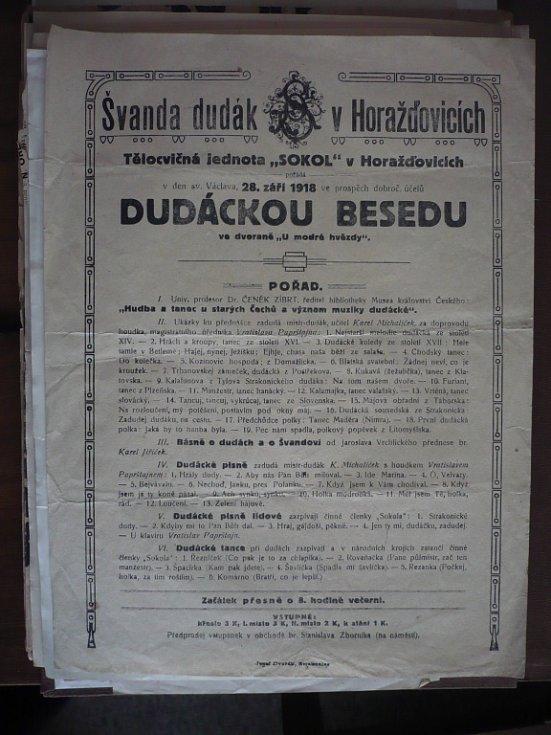 Legendu českého národopisu, Čeňka Zíbrta, připomíná Prácheňské muzem v Písku. Výstava potrvá do 28. října.