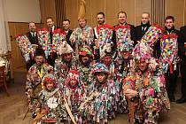 Několik osad musí navštívit koledníci ve Svatém Janu nad Malší,proto již začali s koledami v pátek