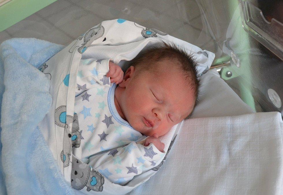 Starší sestrou je od 4. 2. 2021 12letá Karolína z Lidmovic. Rodičům Haně Malcové a Karlu Vojíkovi se v tento den v 5.11 h. narodil syn Adam Vojík, vážil 3,15 kg.