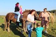 Keltskými slavnostmi ožil v sobotu areál Stonehenge v Holašovicích.